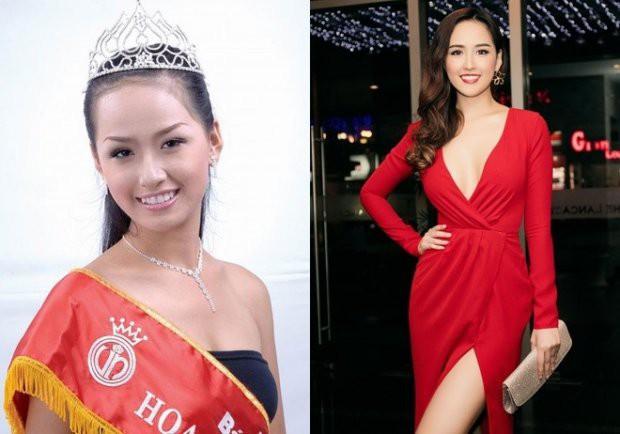 Nhan sắc ngày ấy - bây giờ của 14 Hoa hậu Việt Nam: Mỗi người một vẻ nhưng đều lên hương - Ảnh 9.