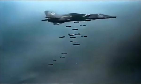 Những hình ảnh ấn tượng về cuộc tập trận lớn nhất lịch sử Liên Xô - ảnh 8