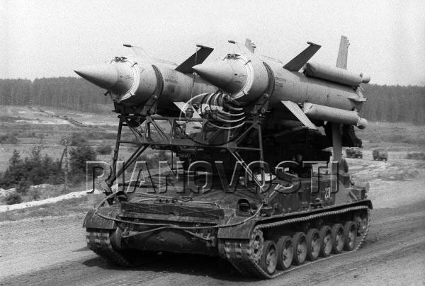 Những hình ảnh ấn tượng về cuộc tập trận lớn nhất lịch sử Liên Xô - ảnh 12