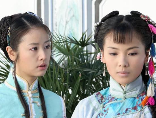 Mới ngày nào còn là a hoàn của Lâm Tâm Như, giờ đây ai cũng vươn lên thành sao nổi tiếng, có người còn vượt mặt tiểu thư - ảnh 4