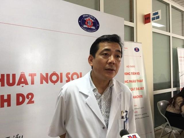 Ung thư dạ dày ở Việt Nam có xu hướng tăng và trẻ hoá: Những người có nhiều nguy cơ mắc - Ảnh 3.