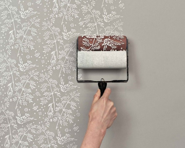 Bằng cách này những bức tường đơn điệu bỗng đẹp đến từng centimet chỉ trong nháy mắt - Ảnh 4.