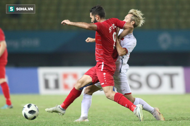 Văn Toàn sút tung lưới U23 Syria ở phút 108, đưa U23 Việt Nam vào bán kết - Ảnh 4.