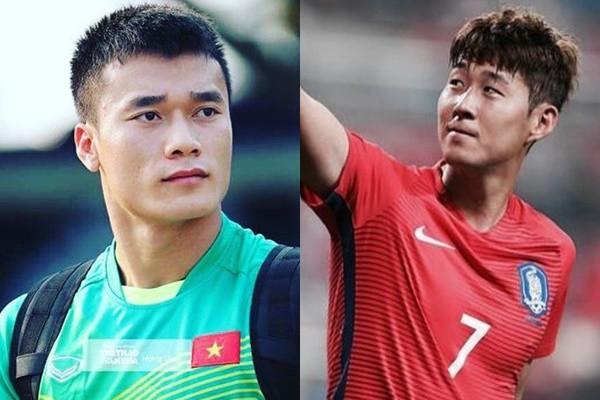 Bùi Tiến Dũng - Son Heung-min: Hai ngôi sao U23 nhiều duyên phận với các mỹ nhân showbiz - Ảnh 2.