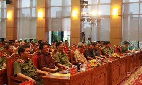 Cục Công tác Đảng và Công tác Chính trị công bố các quyết định cán bộ - Ảnh 4.
