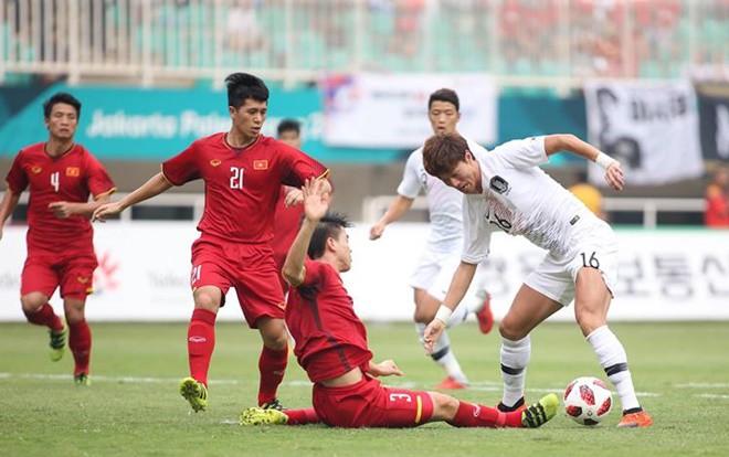U23 Việt Nam thua Hàn Quốc: Nỗi buồn Văn Toàn, giới hạn của thầy Park - Ảnh 2.