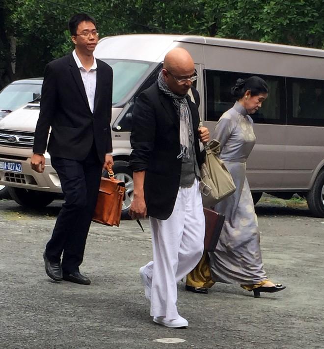 Ông Đặng Lê Nguyên Vũ và vợ hòa giải bất thành, thuận tình ly hôn - Ảnh 1.