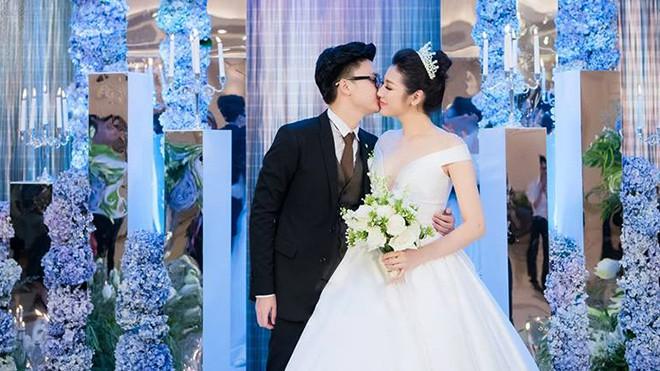 Cuộc sống hạnh phúc của Á hậu Tú Anh sau hơn 1 tháng kết hôn  - Ảnh 1.