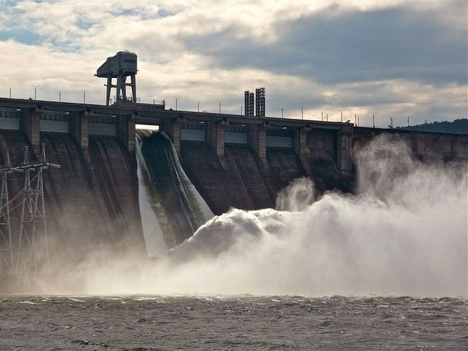 Điểm danh những đập thủy điện lớn nhất thế giới, nơi tạo ra nguồn điện cho hàng tỷ người trên Trái Đất - Ảnh 9.