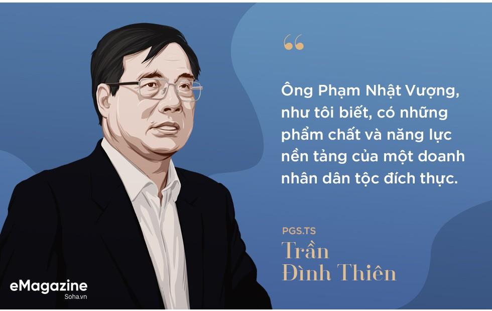 """PGS. TS Trần Đình Thiên: """"Đã có Phạm Nhật Vượng thì cũng có thể có những người khác"""" - Ảnh 10."""
