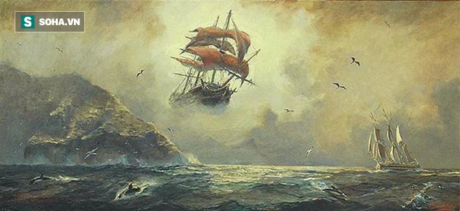 Đã gần 4 thế kỷ qua đi, con tàu ma này vẫn lênh đênh trên biển không ai lý giải nổi? - Ảnh 1.