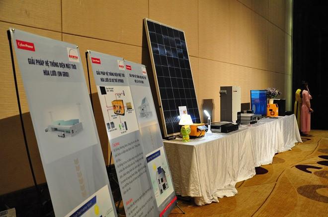 Lộ diện nhà phân phối chính thức sản phẩm và giải pháp Năng lượng mặt trời của CyberPower tại Việt Nam - Ảnh 1.