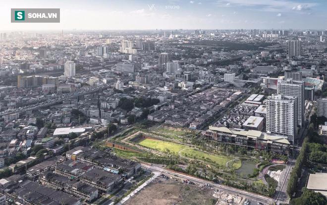 Năm 2030, Bangkok có nguy cơ chìm dưới nước biển: Thái Lan nghĩ ra diệu kế! - Ảnh 1.