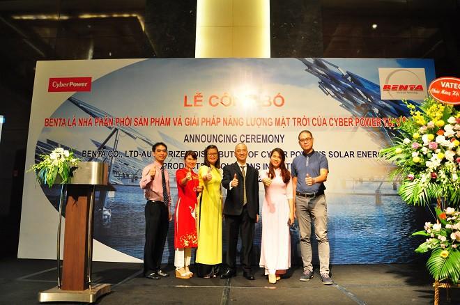 Lộ diện nhà phân phối chính thức sản phẩm và giải pháp Năng lượng mặt trời của CyberPower tại Việt Nam - Ảnh 5.