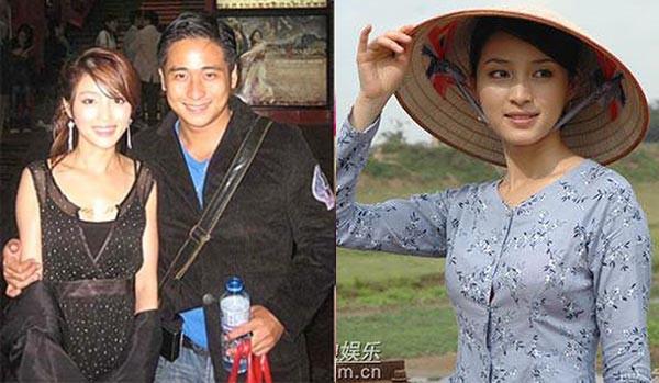 """Cuộc tình ngắn ngủi của Minh Tiệp với """"dâm phụ Phan Kim Liên"""" lẳng lơ nhất màn ảnh Hoa ngữ - Ảnh 1."""