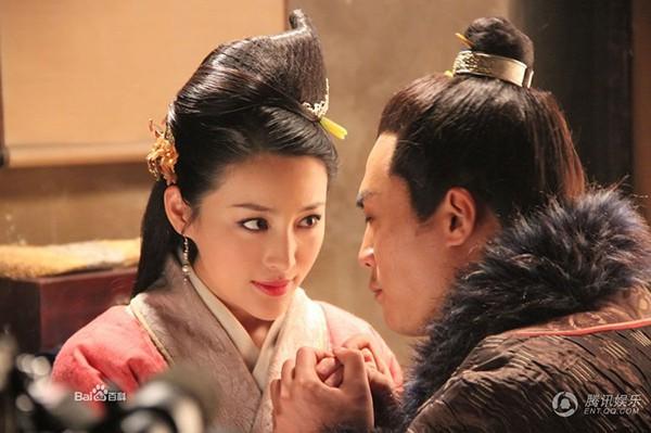 """Cuộc tình ngắn ngủi của Minh Tiệp với """"dâm phụ Phan Kim Liên"""" lẳng lơ nhất màn ảnh Hoa ngữ - Ảnh 3."""