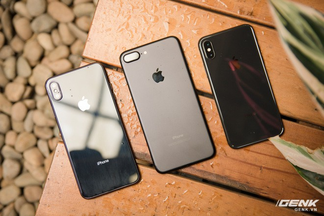 So sánh kích thước iPhone X Plus và iPhone 7 Plus: To bằng nhau, nhưng màn hình iPhone X Plus lớn hơn nhiều - Ảnh 9.