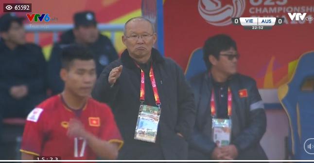 TRỰC TIẾP U23 Việt Nam 1-0 U23 Australia: VÀO!!! QUANG HẢI! VÀO!!! - Ảnh 5.