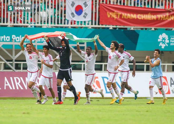 U23 Việt Nam buồn bã cúi đầu, NHM bật khóc sau loạt đấu súng - Ảnh 15.