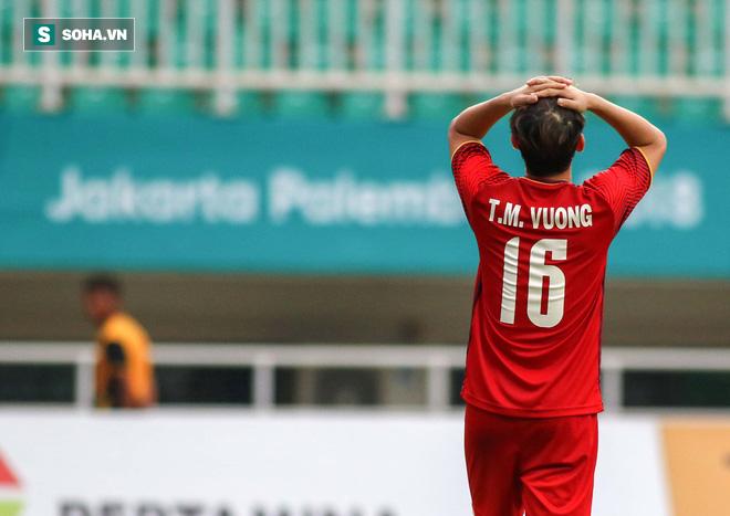 U23 Việt Nam buồn bã cúi đầu, NHM bật khóc sau loạt đấu súng - Ảnh 7.