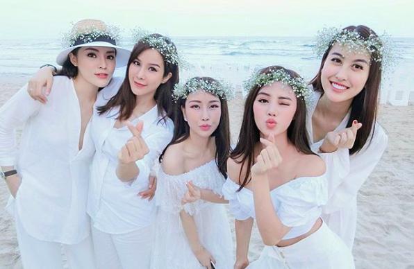 Những hội bạn thân nức tiếng showbiz Việt: Nhóm thân tới nỗi giống hệt nhau, nhóm lại lầy lội cứ xuất hiện là gây cười - Ảnh 14.
