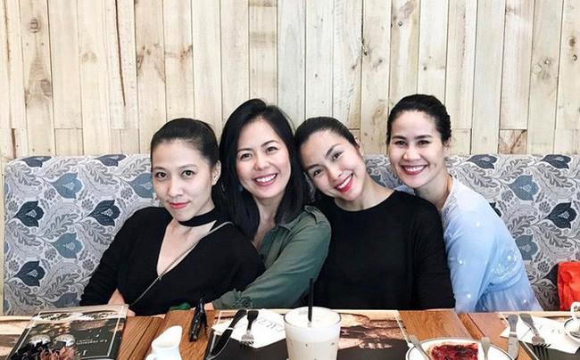Những hội bạn thân nức tiếng showbiz Việt: Nhóm thân tới nỗi giống hệt nhau, nhóm lại lầy lội cứ xuất hiện là gây cười - Ảnh 2.