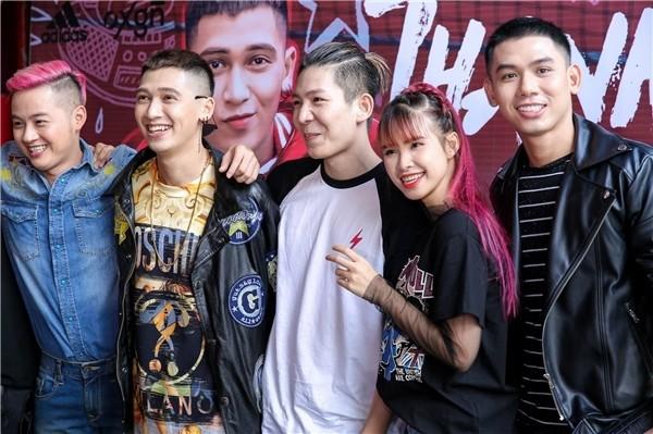 Những hội bạn thân nức tiếng showbiz Việt: Nhóm thân tới nỗi giống hệt nhau, nhóm lại lầy lội cứ xuất hiện là gây cười - Ảnh 30.