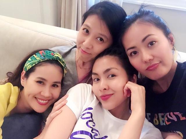 Những hội bạn thân nức tiếng showbiz Việt: Nhóm thân tới nỗi giống hệt nhau, nhóm lại lầy lội cứ xuất hiện là gây cười - Ảnh 5.