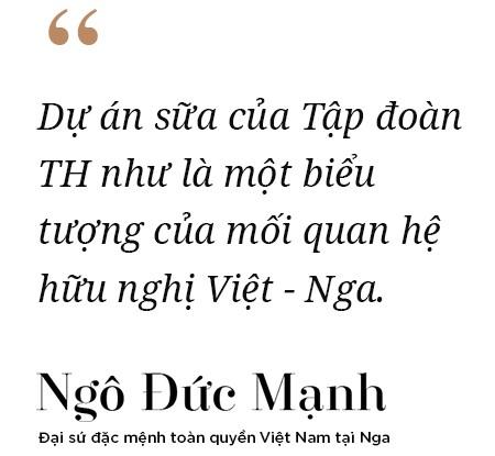 """Khát vọng """"mang Việt Nam ra thế giới"""" của người kiến tạo cách mạng sữa tươi - Ảnh 13."""