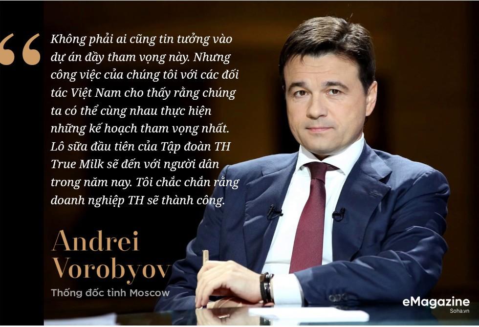 """Khát vọng """"mang Việt Nam ra thế giới"""" của người kiến tạo cách mạng sữa tươi - Ảnh 19."""