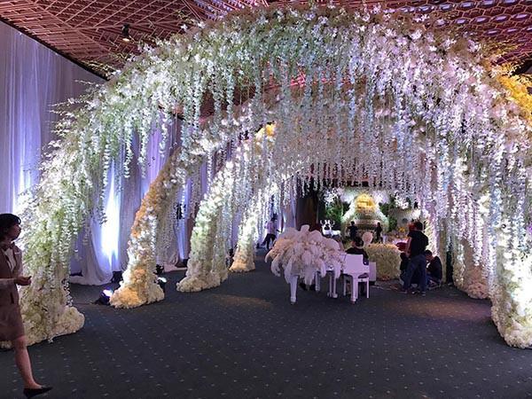 Phát hiện đặc biệt về đám cưới của Trường Giang, Nhã Phương - Ảnh 4.