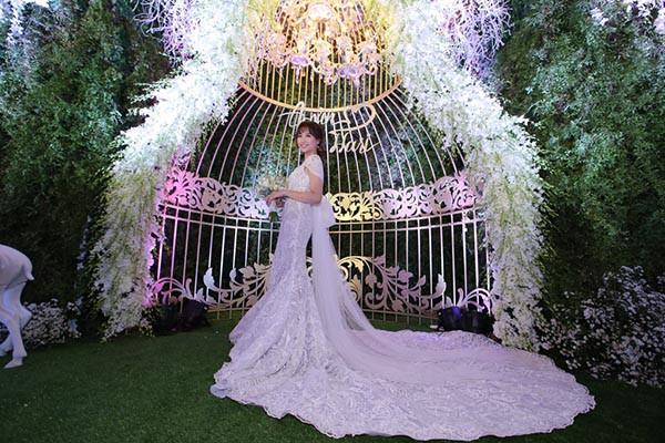 Phát hiện đặc biệt về đám cưới của Trường Giang, Nhã Phương - Ảnh 7.