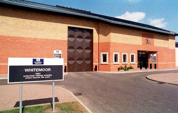 Nhà tù HMP Whitemoor.