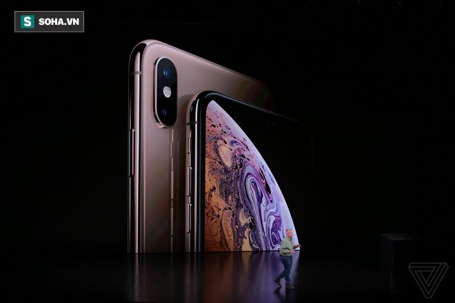 Trọn bộ ảnh và cấu hình iPhone Xs và iPhone Xs Max - siêu phẩm đáng mong đợi nhất 2018 - Ảnh 3.