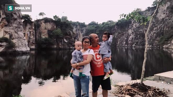 Quốc Thuận: Đám cưới không trăng mật, vợ cho 70.000 đồng 1 ngày vẫn vô cùng hạnh phúc - Ảnh 2.