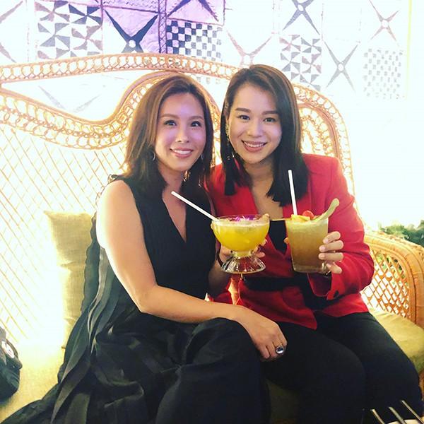 Hoa hậu Thu Hoài thích thú được sao đình đám TVB tặng hàng hiệu hơn 100 triệu đồng - Ảnh 6.