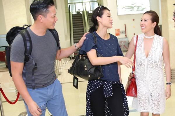 Hoa hậu Thu Hoài thích thú được sao đình đám TVB tặng hàng hiệu hơn 100 triệu đồng - Ảnh 3.