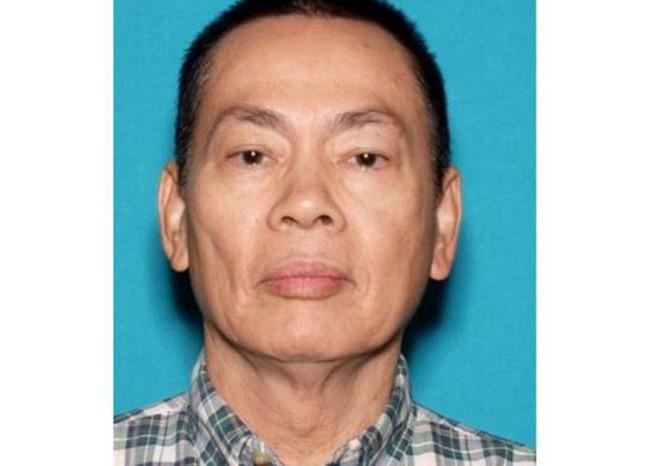 Trần Thiện Tánh, 73 tuổi, thủ phạm vụ bạo hành và giết người tại Garden Grove cuối tháng 8 vừa qua.