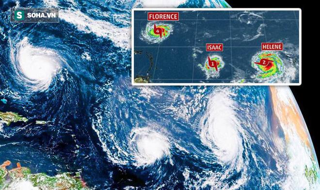 Các nhà khoa học giải mã nguyên nhân xuất hiện 9 cơn bão cùng lúc trên khắp thế giới - Ảnh 2.