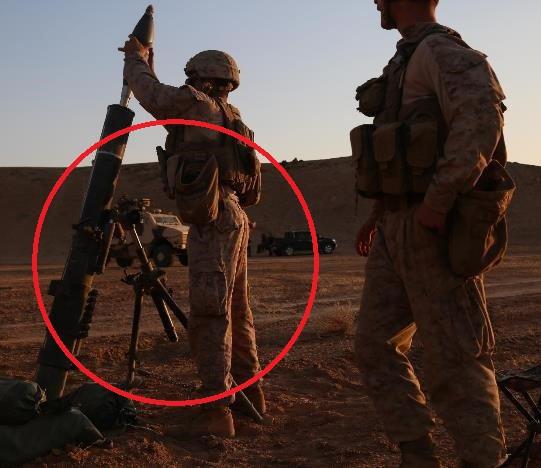 Đặc nhiệm Mỹ công bố bức ảnh hé lộ vai trò của Pháp trong cuộc chiến Syria - ảnh 1