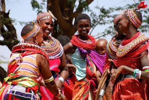 Nữ Nhi Quốc tại châu Phi: Bất mãn với đàn ông, phụ nữ sống hạnh phúc cùng nhau! - Ảnh 4.