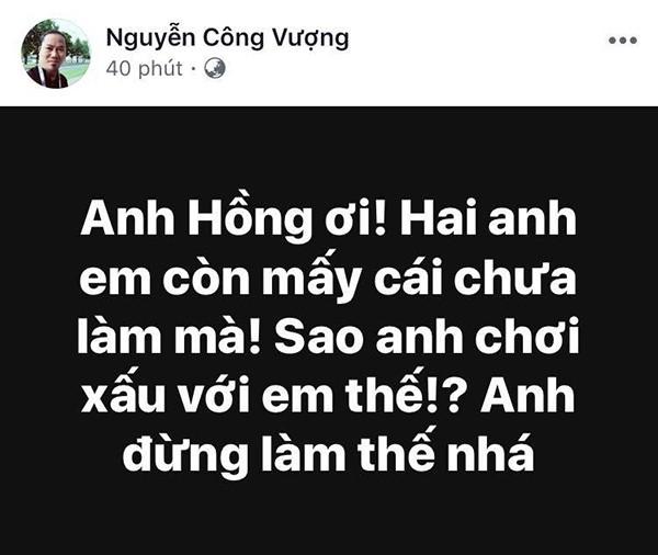 Nhiều sao Việt xót xa, bàng hoàng khi ông trùm hài Tết đột ngột qua đời ở tuổi 63 - Ảnh 5.