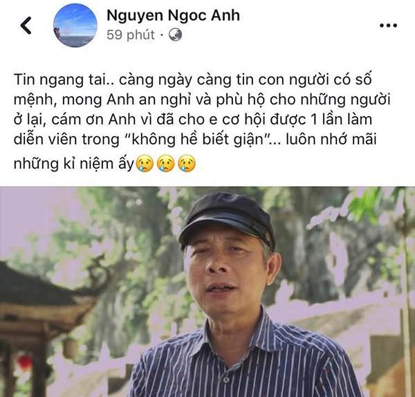 Nhiều sao Việt xót xa, bàng hoàng khi ông trùm hài Tết đột ngột qua đời ở tuổi 63 - Ảnh 3.