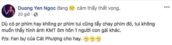 Nhiều sao khẳng định chuyện tình tay ba của Cát Phượng, Kiều Minh Tuấn, An Nguy là chiêu trò - ảnh 4