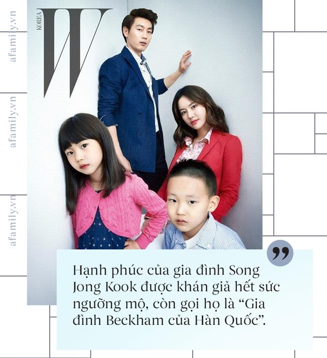 """Song Jong Kook: Quả báo cho """"David Beckham của Hàn Quốc"""" khi bỏ rơi vợ đẹp con xinh để chạy theo bồ nhí - ảnh 3"""
