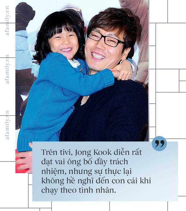 """Song Jong Kook: Quả báo cho """"David Beckham của Hàn Quốc"""" khi bỏ rơi vợ đẹp con xinh để chạy theo bồ nhí - ảnh 9"""