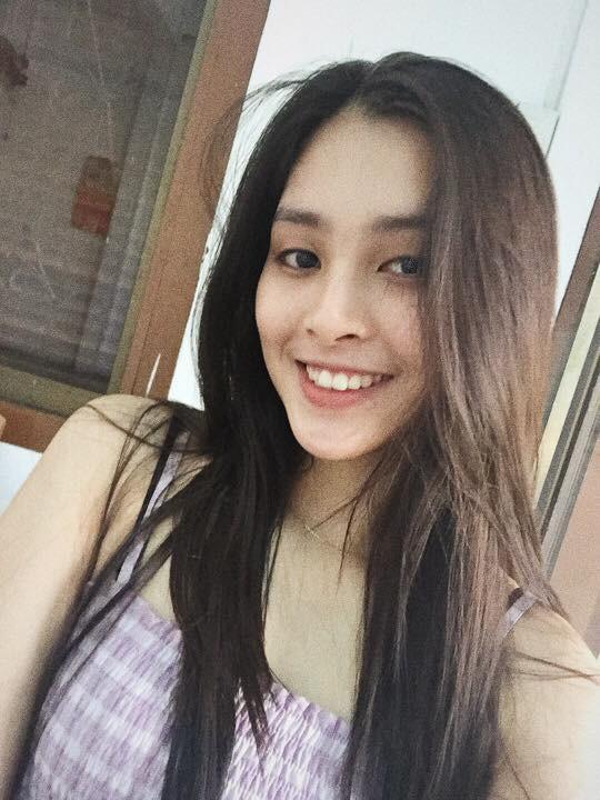 Cận cảnh mặt mộc không tì vết của Tân hoa hậu Việt Nam 2018 - ảnh 9