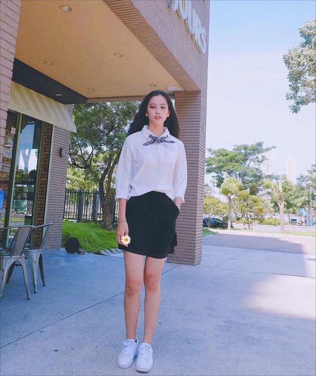 Cận cảnh mặt mộc không tì vết của Tân hoa hậu Việt Nam 2018 - ảnh 3