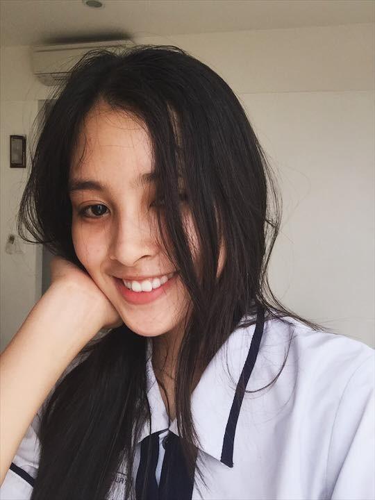 Cận cảnh mặt mộc không tì vết của Tân hoa hậu Việt Nam 2018 - ảnh 6