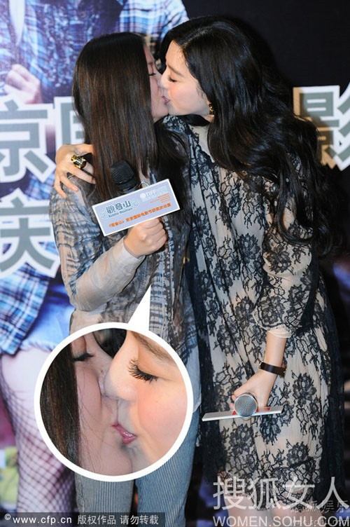 Không phải Lý Thần, đạo diễn từng vướng nghi vấn yêu đồng tính Phạm Băng Băng là người đầu tiên chúc mừng sinh nhật cô - Ảnh 2.